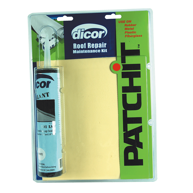 Dicor Rubber Roof Repair Kit