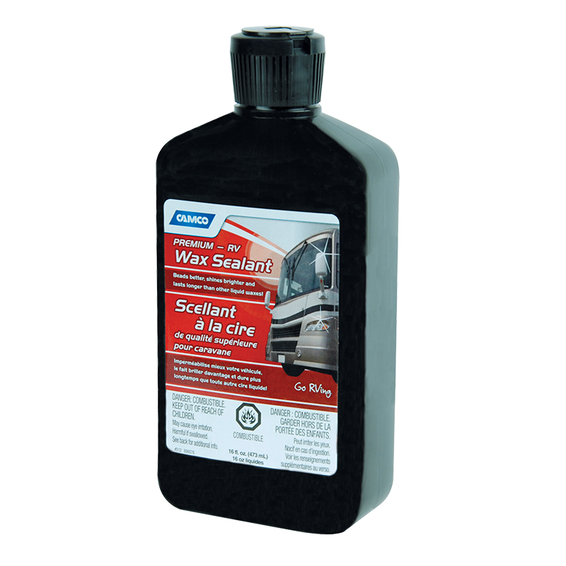 Camco Premium Wax Sealant