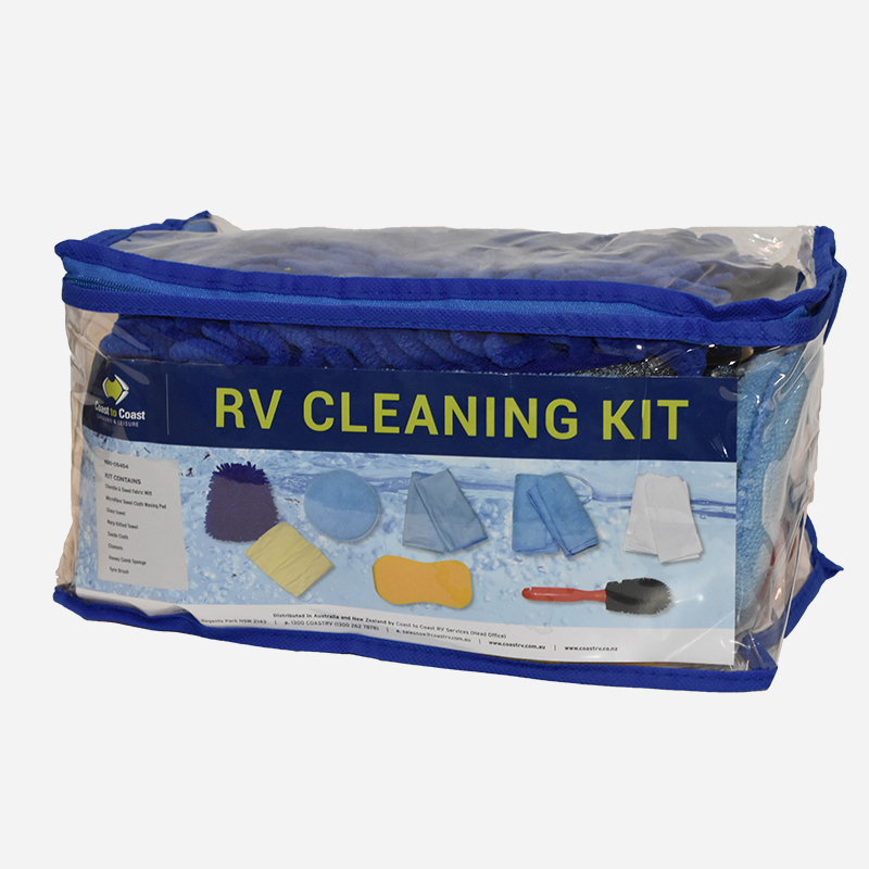 Coast Cleaning Kit Pack of 11pcs