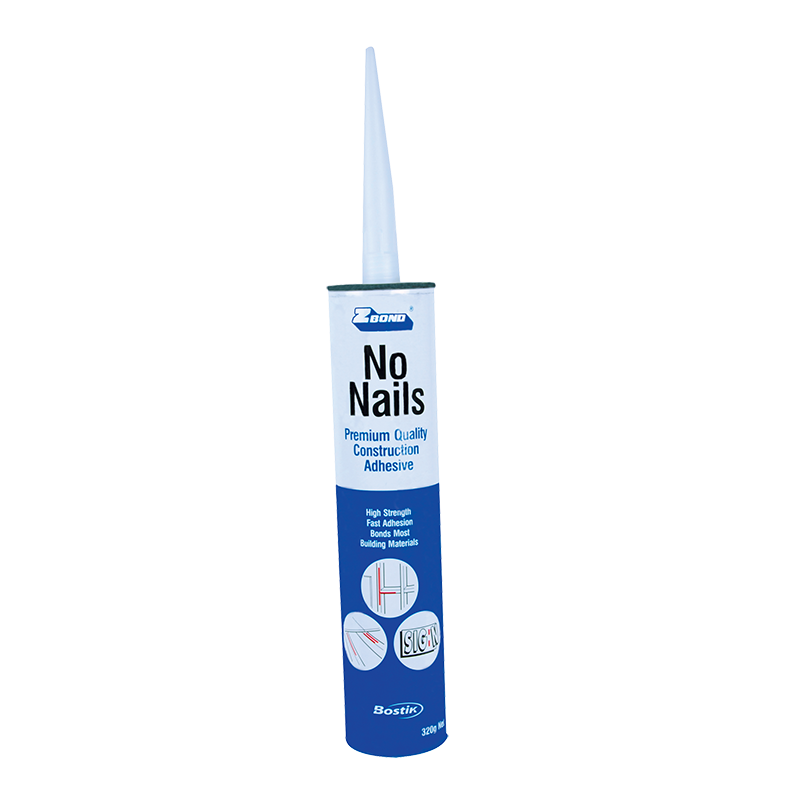 Z-Bond No Nails Construction Adhesive - Beige