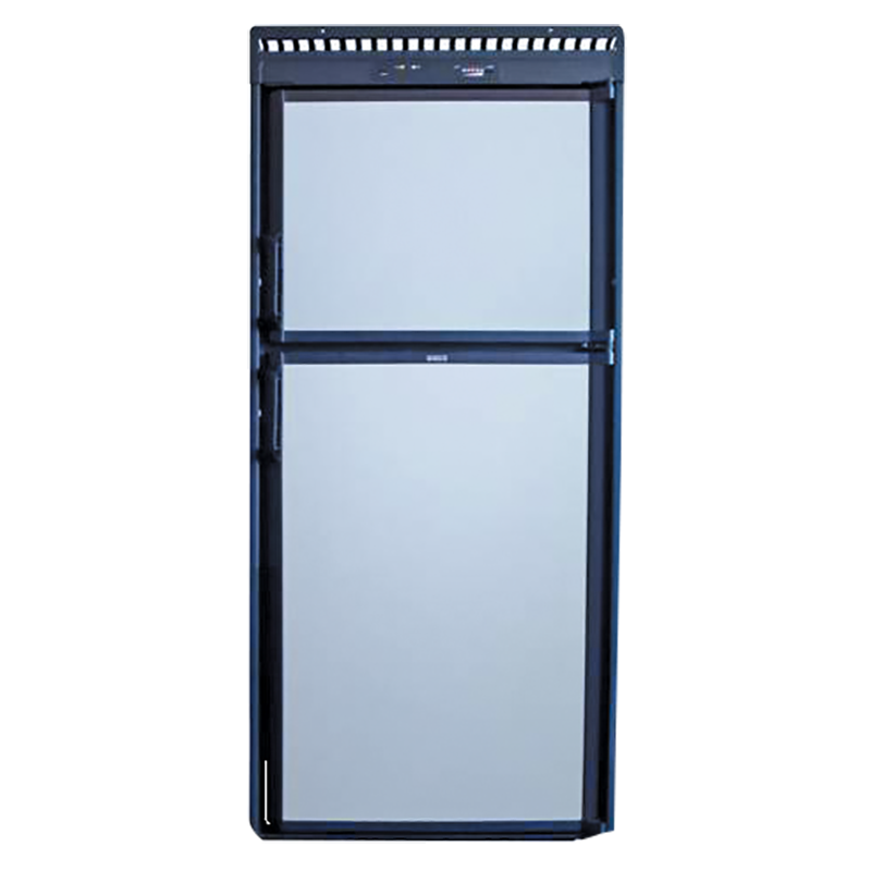 RPD-175DC Upright 2 Door Fridge