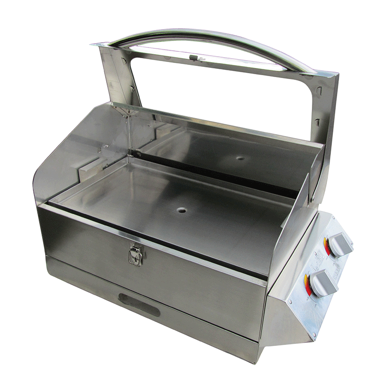 Sizzler Premier Bbq With Baking Hood