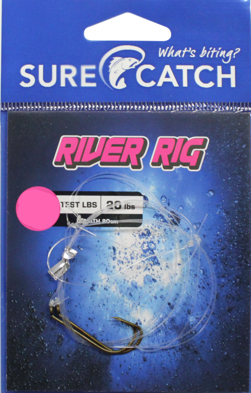 Sure Catch River Rig  - Size 4