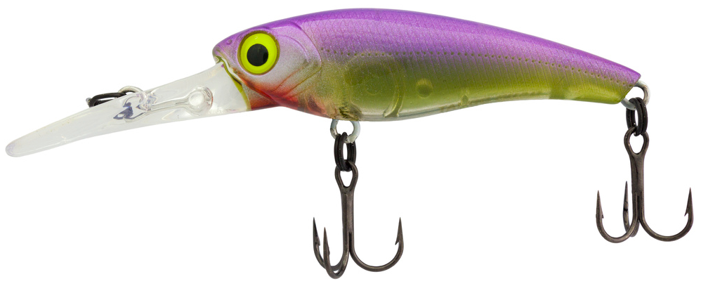 Zerek Tango Shad 50mm - 1.5m Floating - MHW Colour