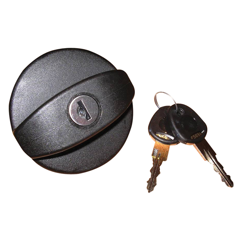 Spare Cap & Keys Black for Lockable Water Filler
