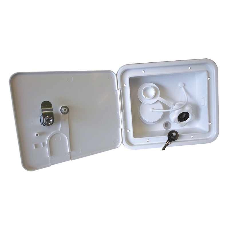 Jayco Dual Lockable Water Filler
