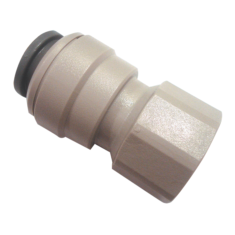 John Guest Female Plastic Connector For 12mm X 3/8 FBSP