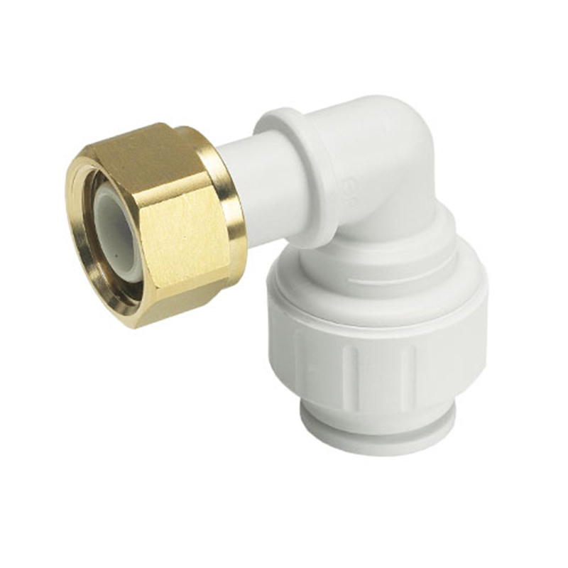 JG Watermark 12mm Bent Tap Connector