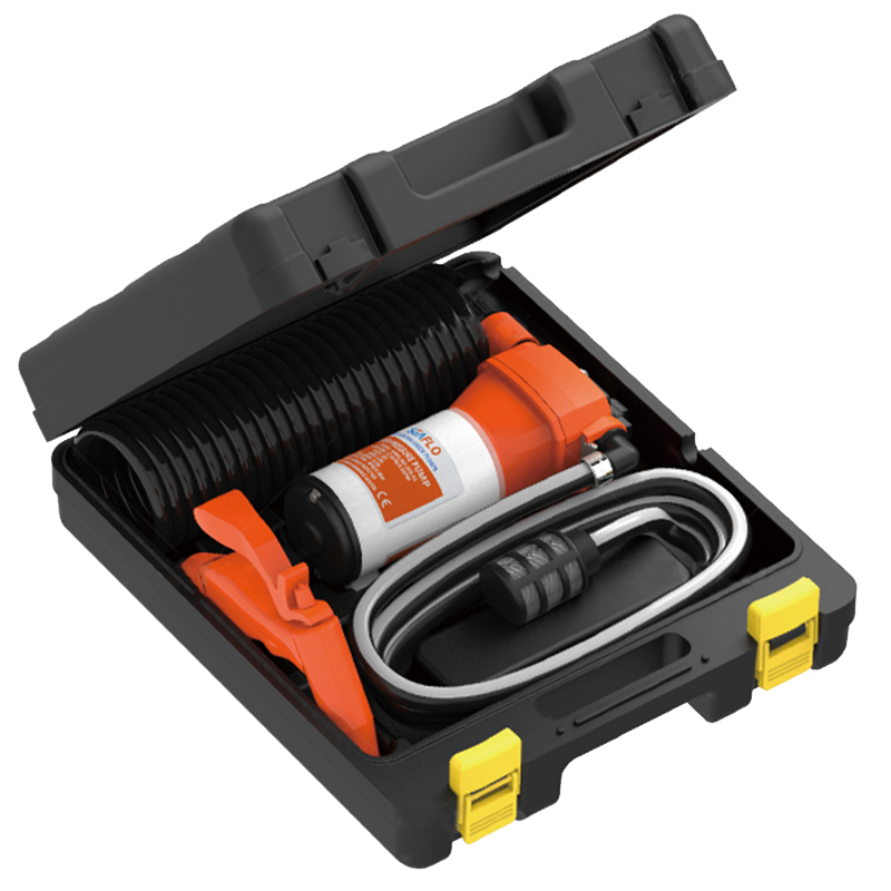SEAFLO Portable 12V 70PSI Washdown Kit