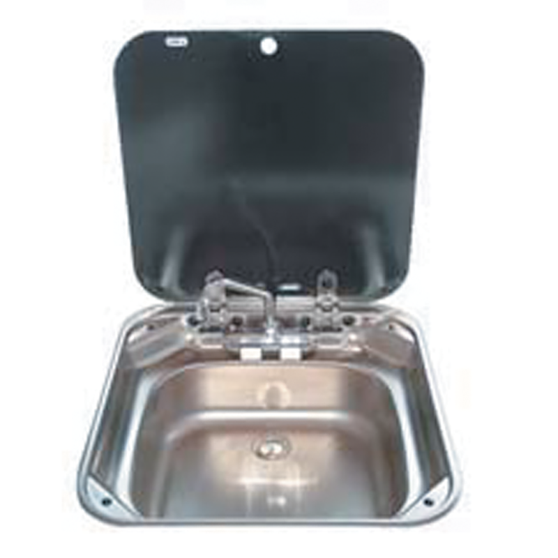 Smev Basin with Mixer Tap