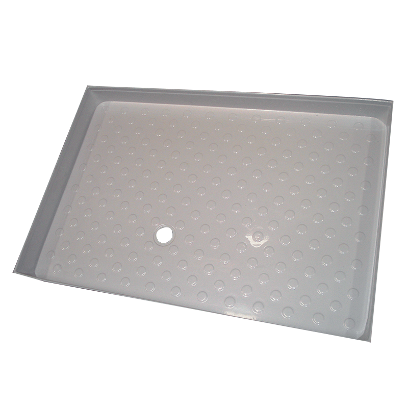 Deluxe Shower Tray White