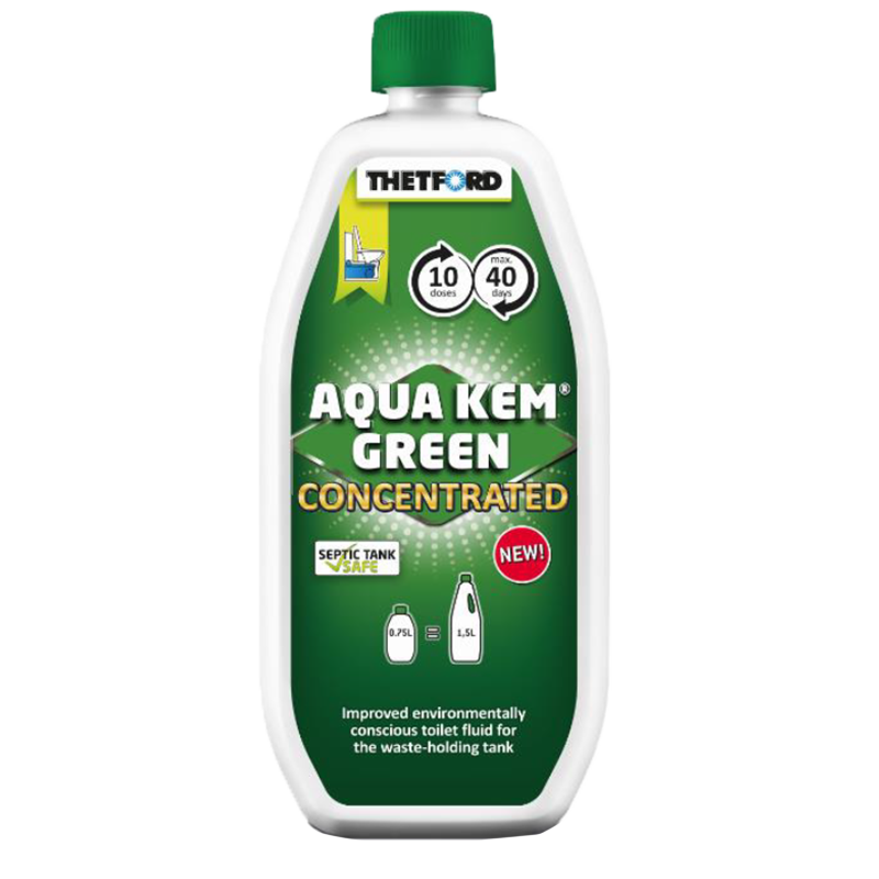 Thetford Aqua Kem Green Concentrated 780ml