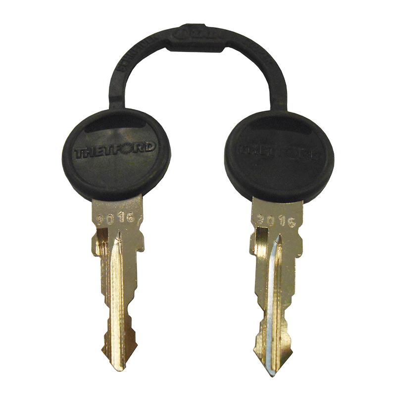 Thetford Zadi Key Only for Key Code