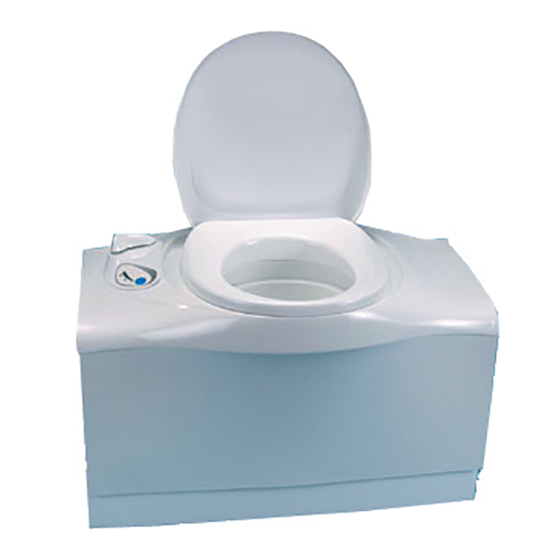 Thetford C402-C Cassette Toilet with Left Hand Internal Water Supply