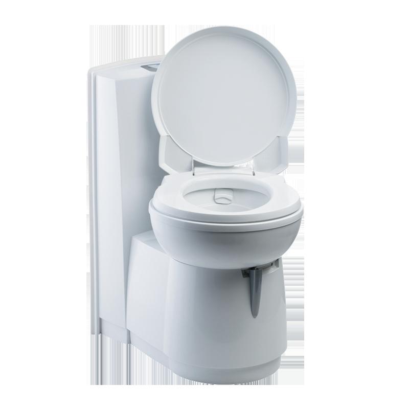 Thetford C250CS Toilet with Low Back