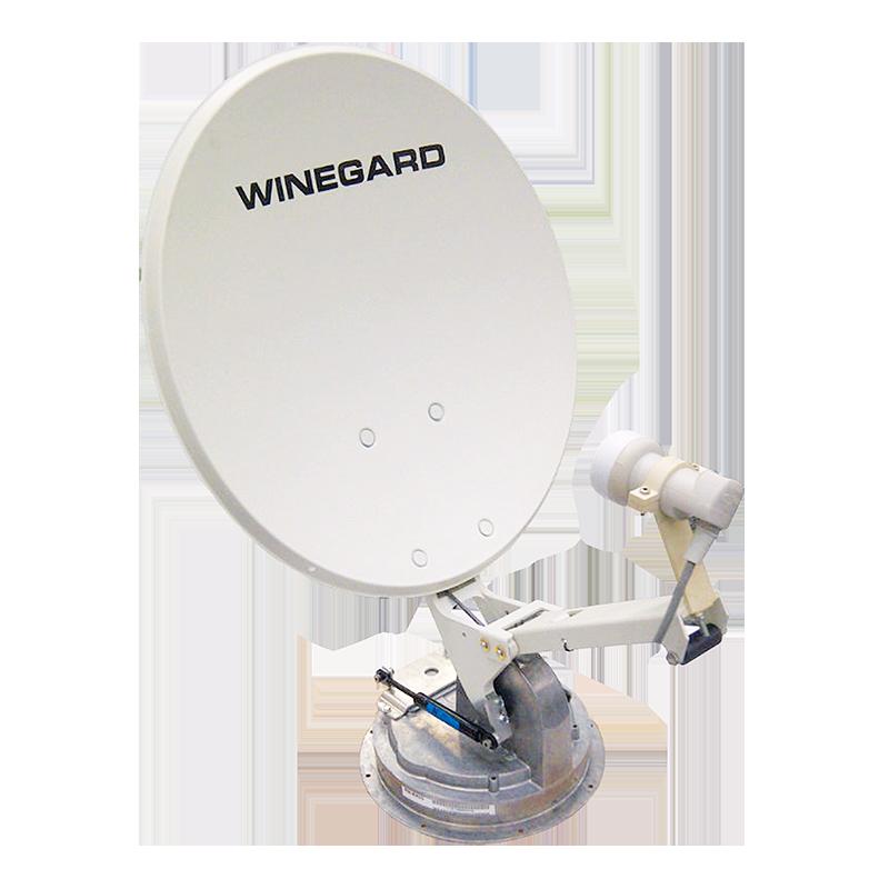 Winegard DS5 Crank Up Satellite