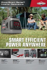 Briggs & Stratton Inverter Generators