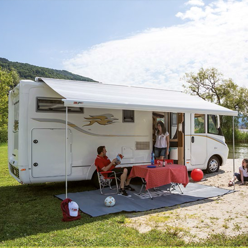 Fiamma F65 L 400 Royal Grey Awning