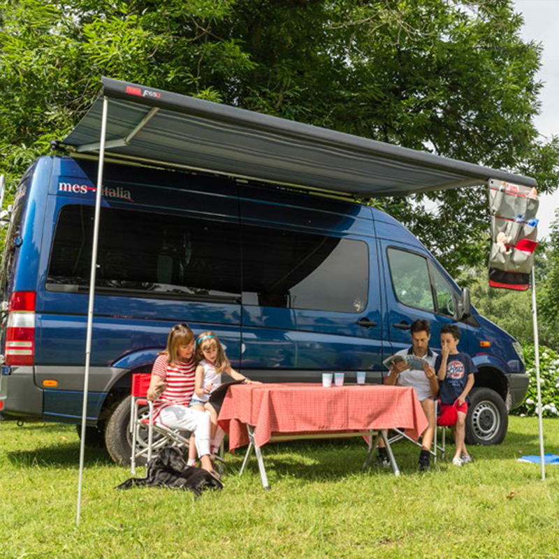 Fiamma F65 S 370 Royal Grey Awning