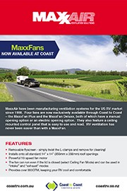 MAXXAIR VENTILATION SOLUTIONS