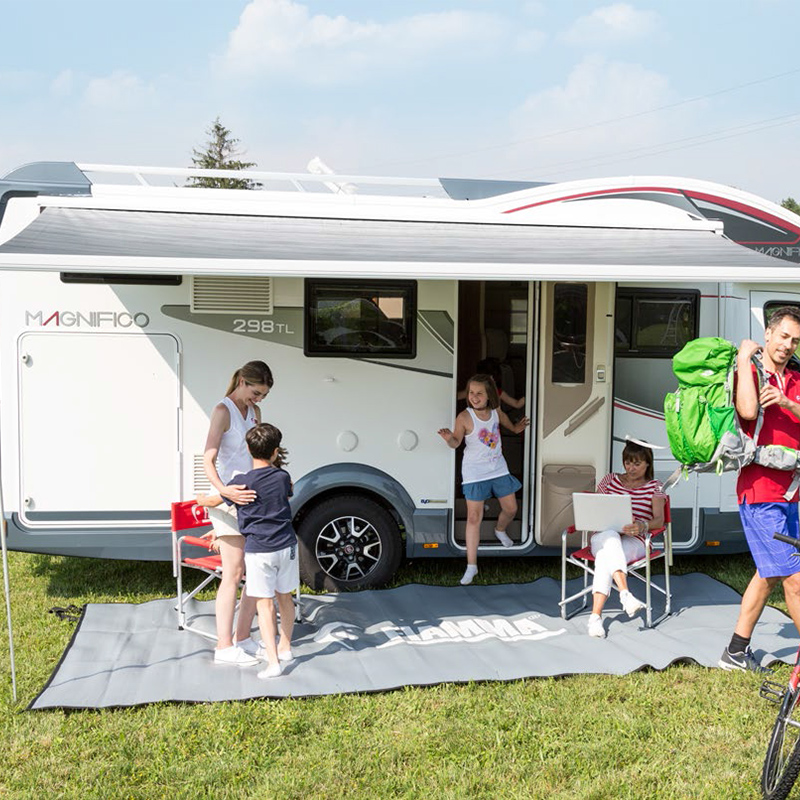 Fiamma F45 S 190 Royal Grey Awning