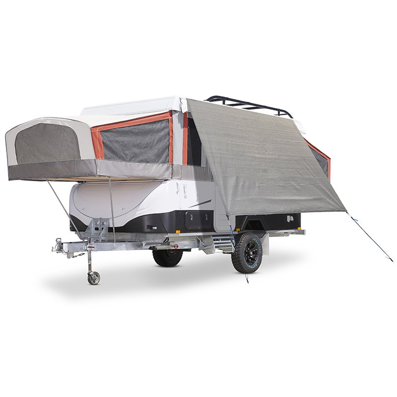 Travelite Camper Privacy Sunscreens Offside