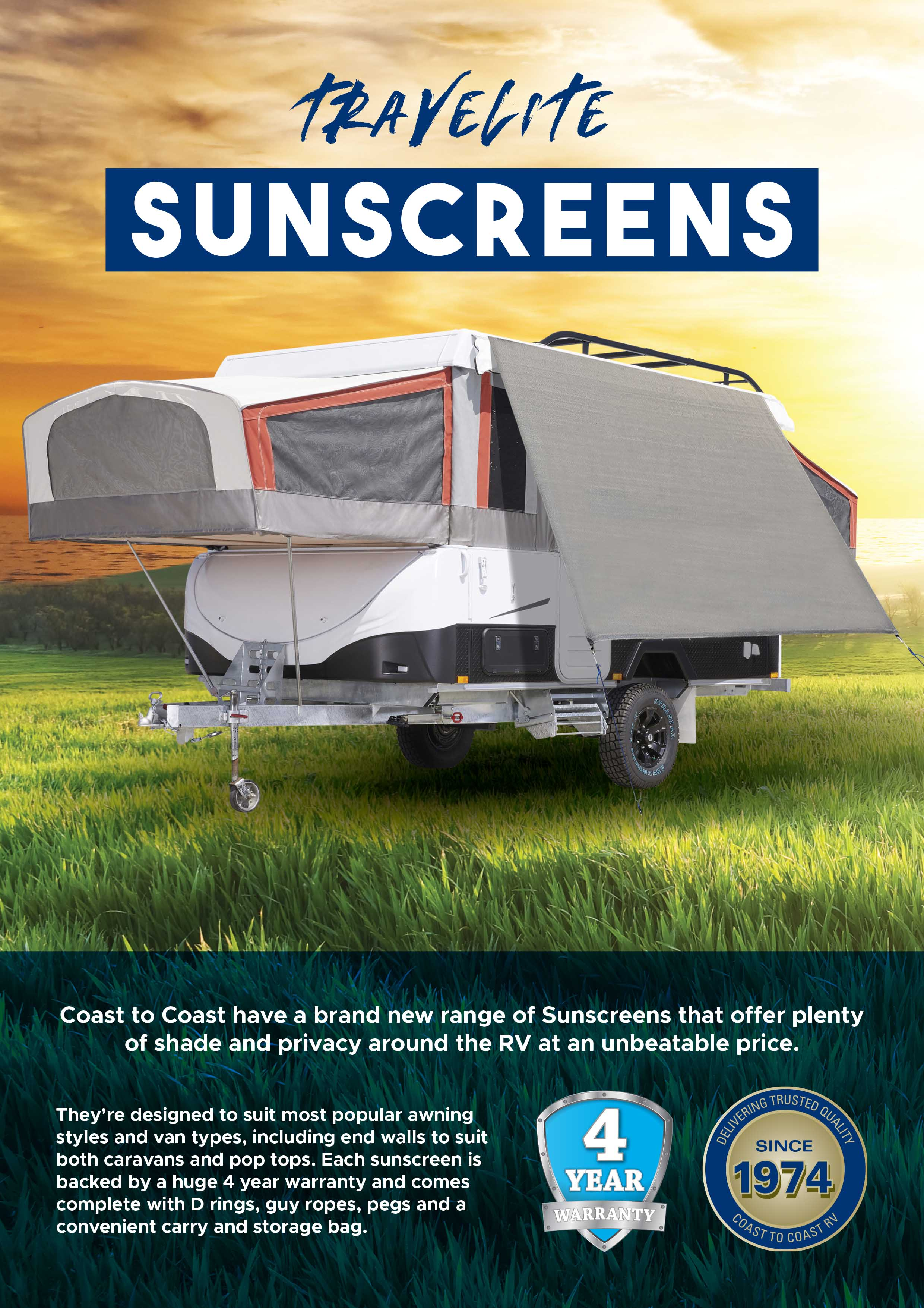 Travelite Sunscreen Brochure