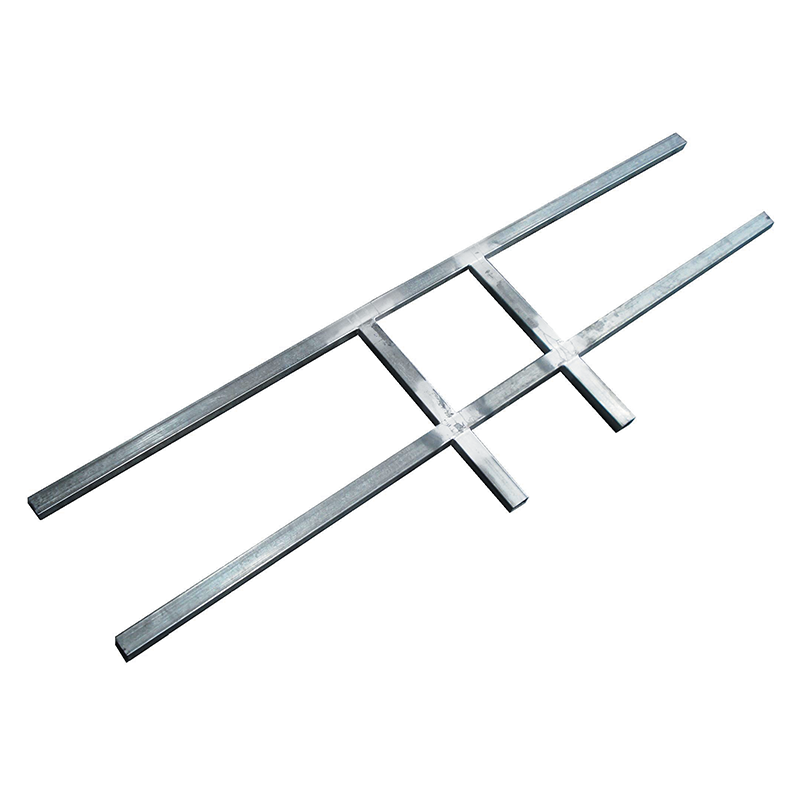 Galvanised Steel H-Frame