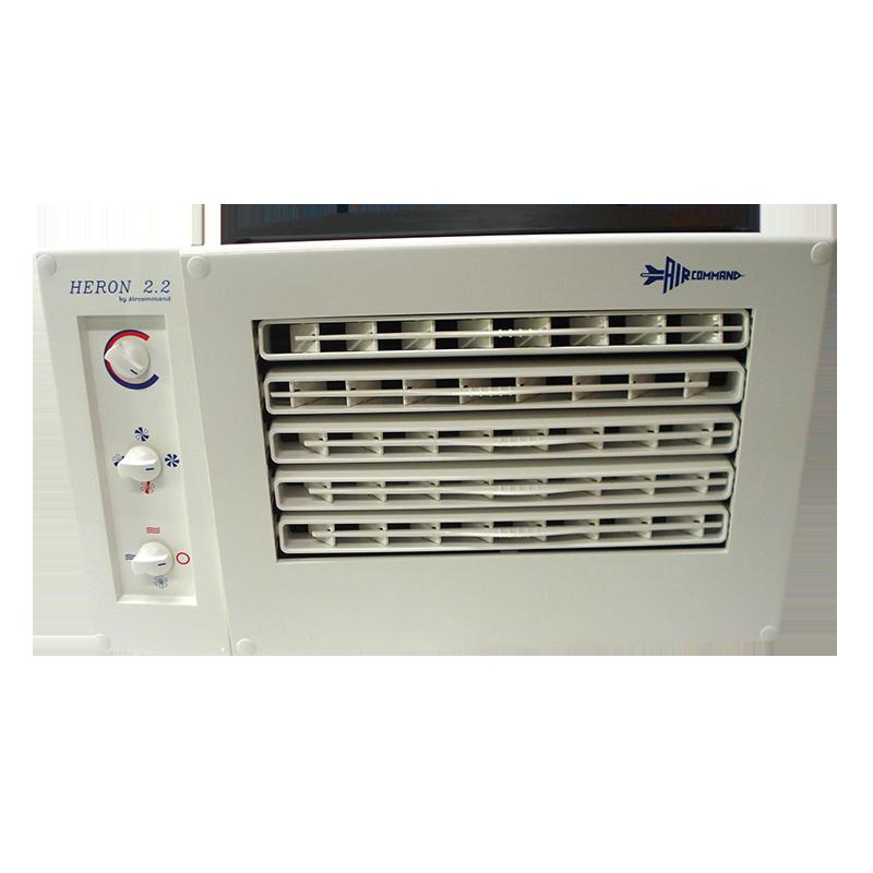 Aircommand Heron 2.2 Split System Caravan Air Conditioner White