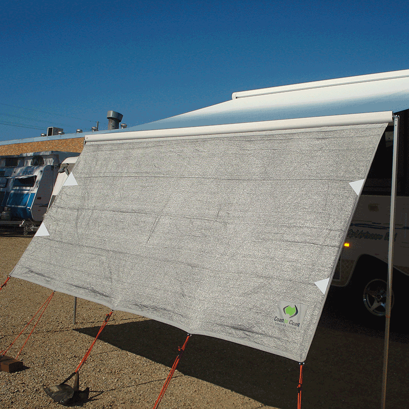 Front Sunscreen to Suit Fiamma and Carefree 4m Box Awning