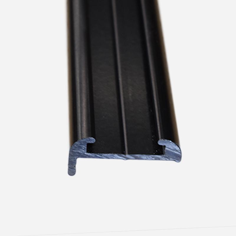 TRULINE ALUMINIUM BLACK J Mould - Narrow  4.8 M