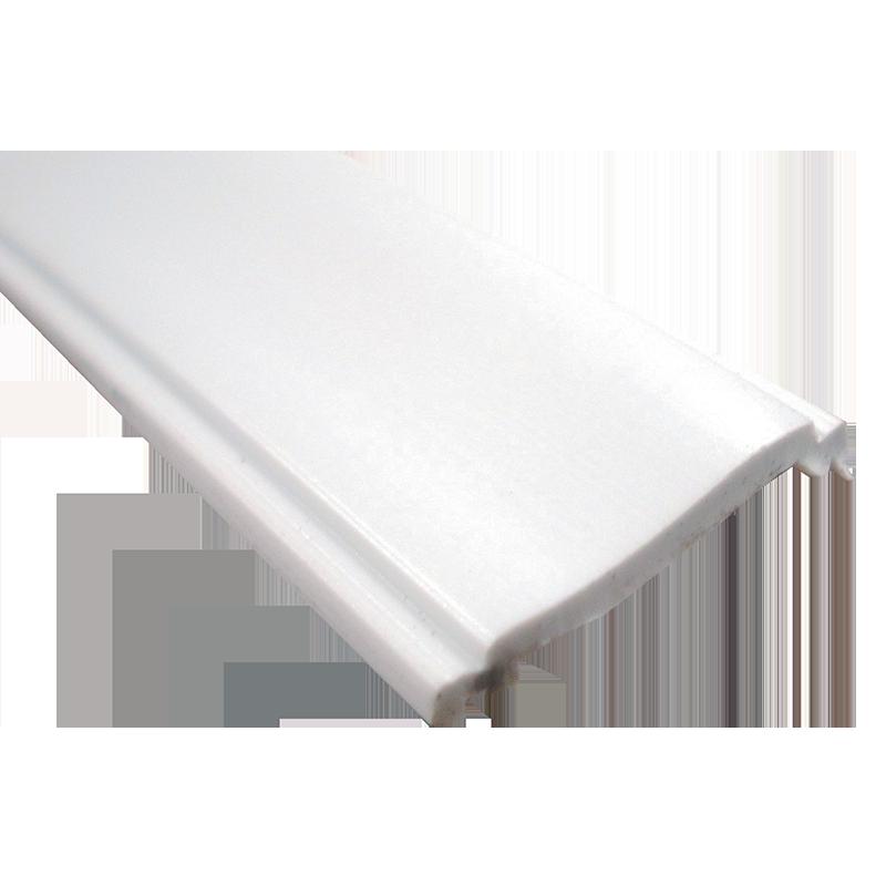 Mould Insert For White Single Sailtrack-Sold Per 100mt Roll.