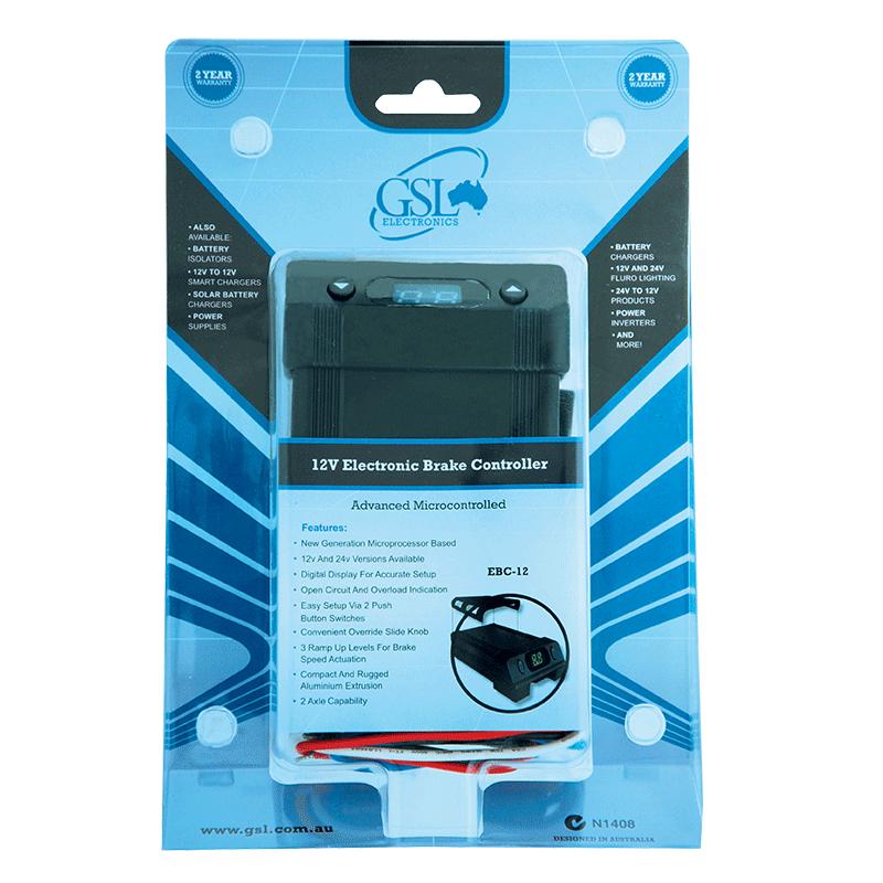 Gsl 12V Electronic Brake Controller