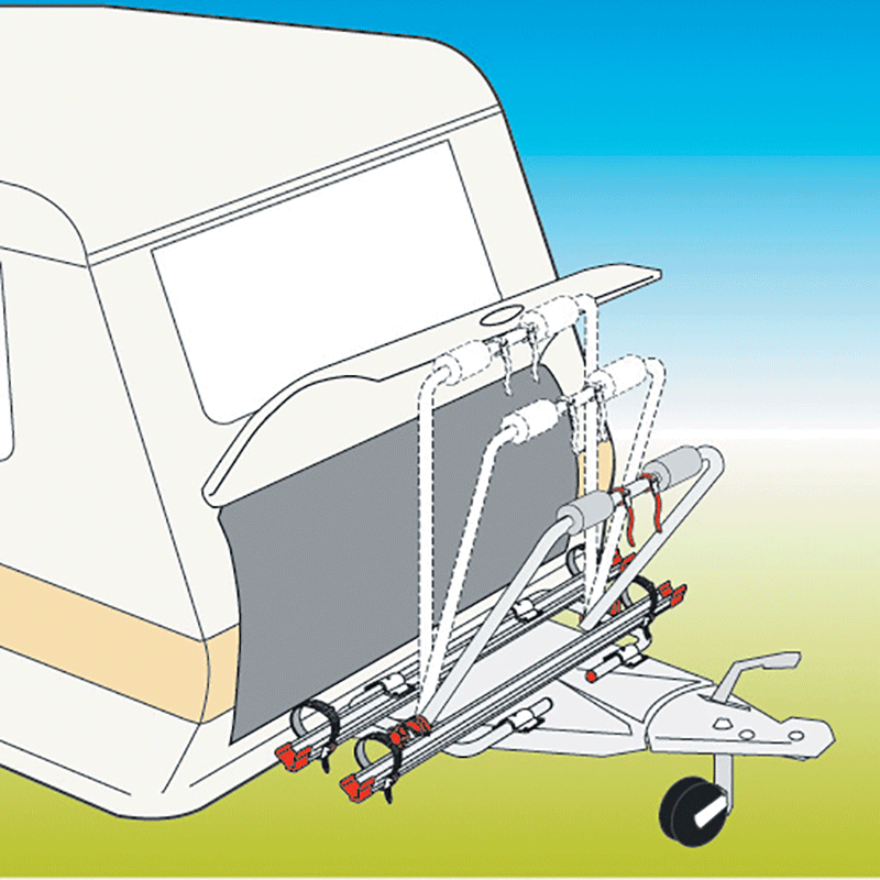 Fiamma Carry Bike Caravan Xl A Coast To Coast Rv