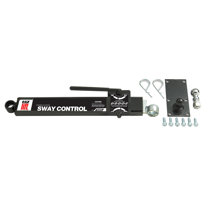 Eaz Lift Screw-On Sway Control (Drivers Side/Right Hand Mounted)