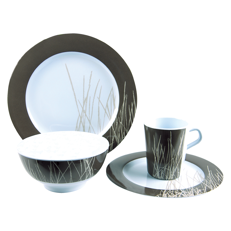 Coast Melamine Dinnerware - Sahara Dinner Set