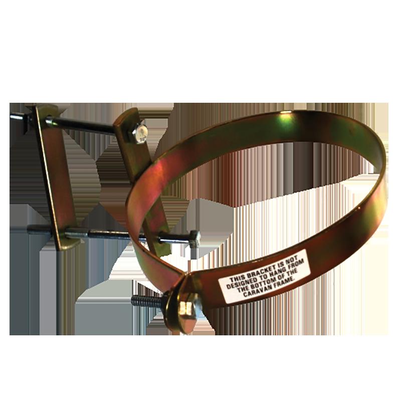Single Bracket (150mm) for Pole Carrier