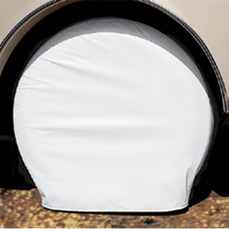 ADCO Tyre Guards White