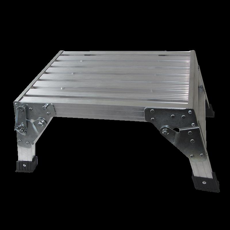 Coast Aluminium Folding Platform Step with Carry Bag