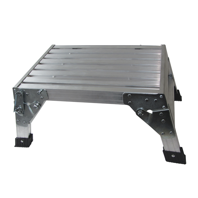 Coast Aluminium Folding Platform Step