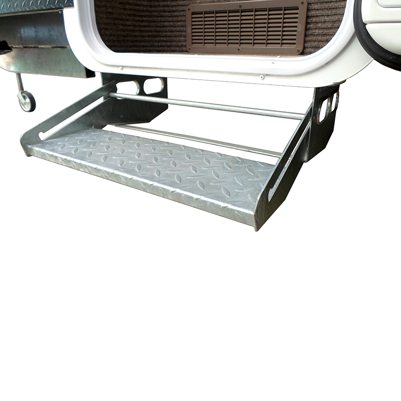COAST Single Pull-Out Caravan Step
