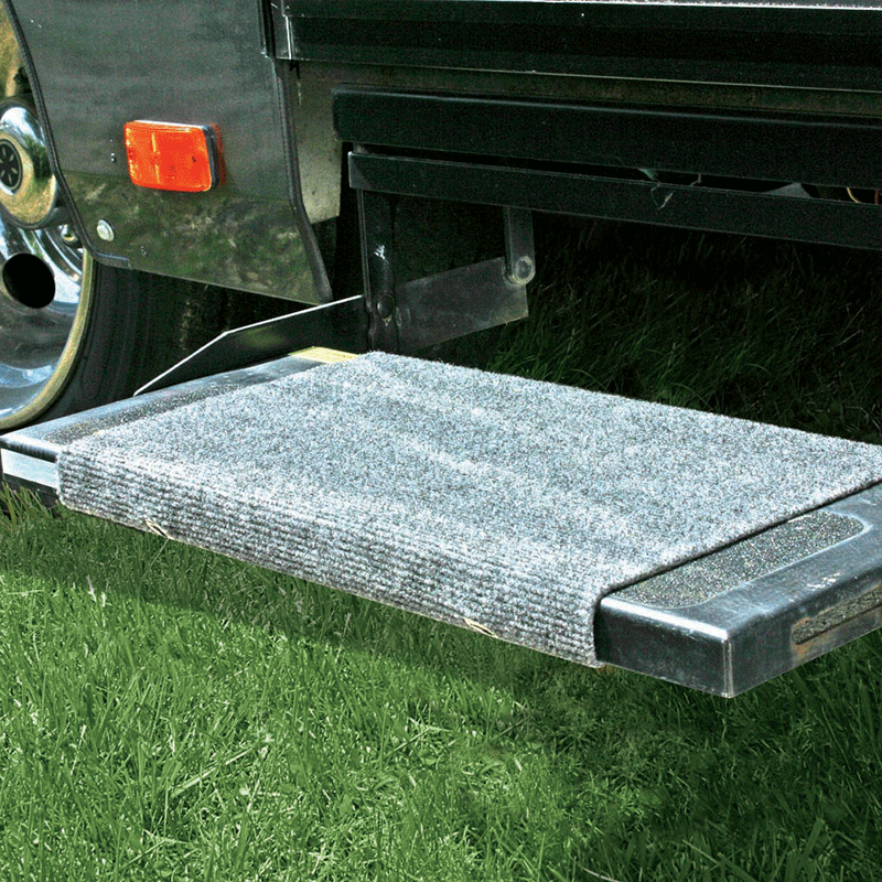 RV Wrap Around Step Rug (Grey)