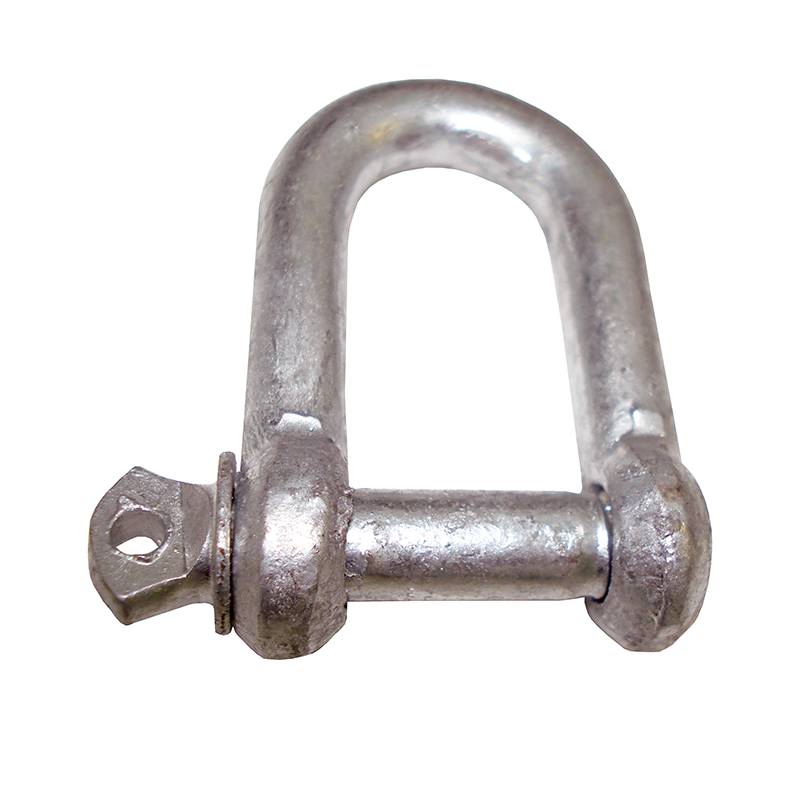 Dee Shackle Galvanised 8mm