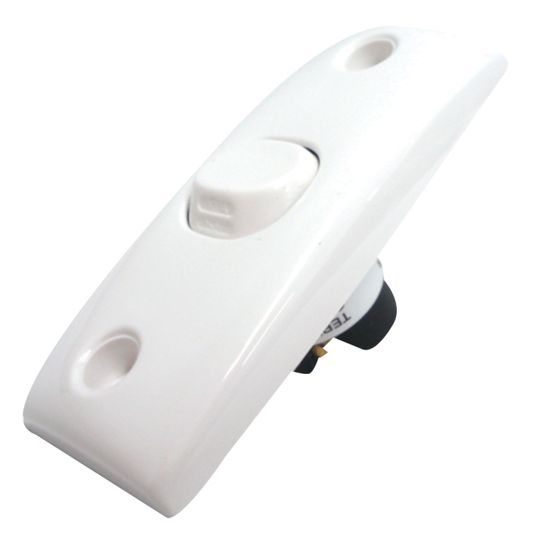 Clipsal Double Pole Switch 30D White