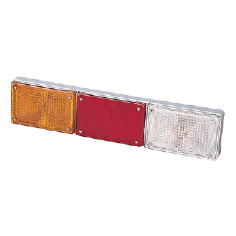 Narva Heavy Duty Rear Combo Lamp - Stop/Park/Reverse/Direction Indicator