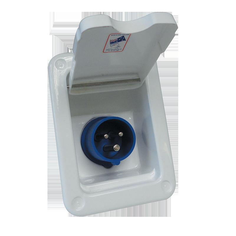 Electrex Flush Mount Inlet Plug