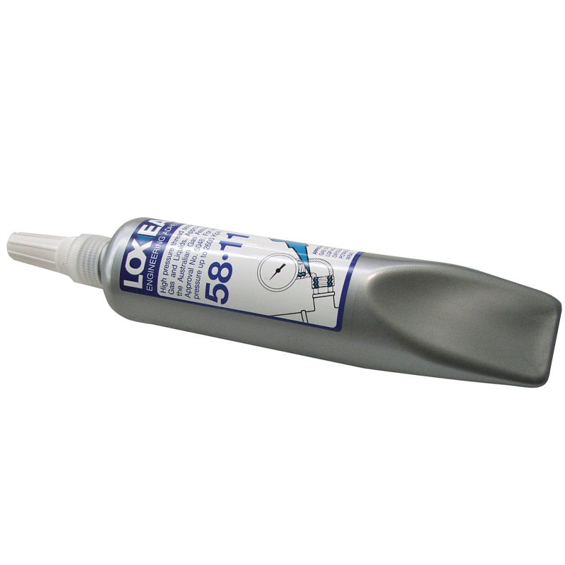 LOXEAL 58-11 HIGH PRESSURE THREAD SEALANT 250ml TUBE