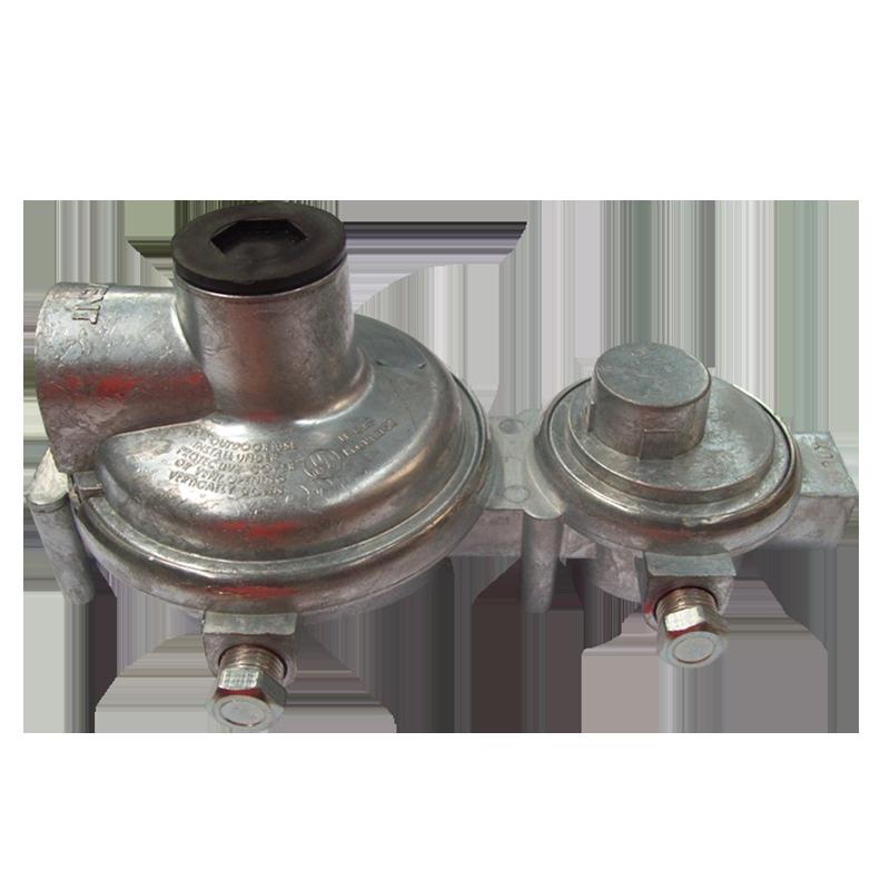 Gas Regulator 2 Stage (Low Pressure)