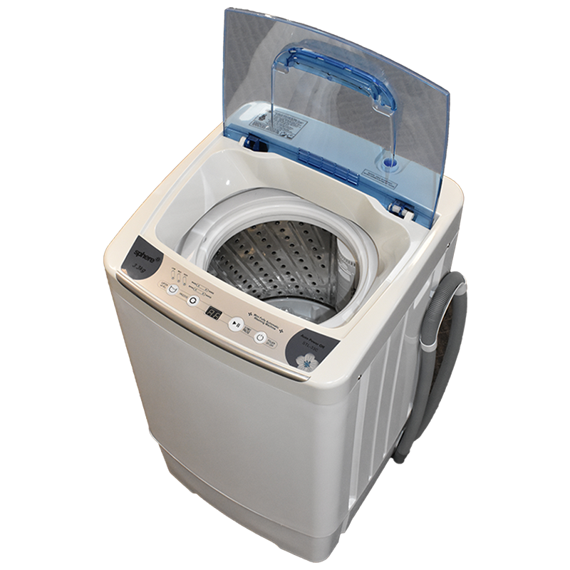 Sphere 3.3kg Automatic Mini Washing Machine - 240v