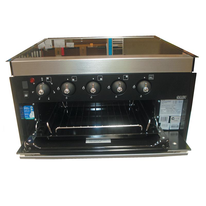 Smev 402 Cooktop & Grill (2010 Model)